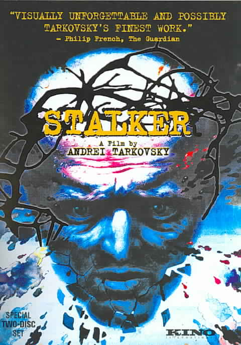 STALKER BY TARKOVSKY,ANDREI (DVD)